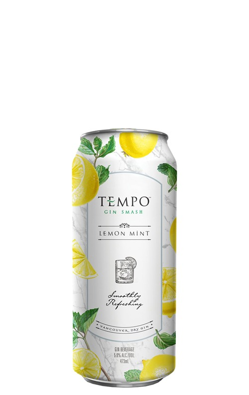 A product image for Tempo Gin Smash