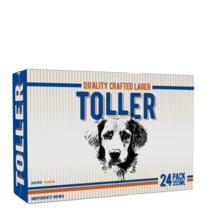 A product image for Toller Craft Lager 24x355ml