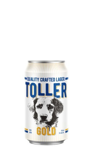 A product image for Toller Gold 12x355ml