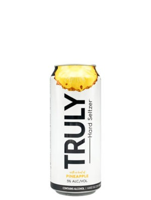 A product image for Truly Pineapple