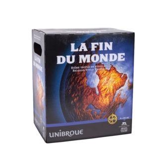 A product image for Unibroue La Fin du Monde 6x341