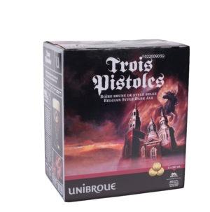 A product image for Unibroue Trois Pistoles 6x341