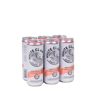 A product image for White Claw Ruby Grapefruit 6pk