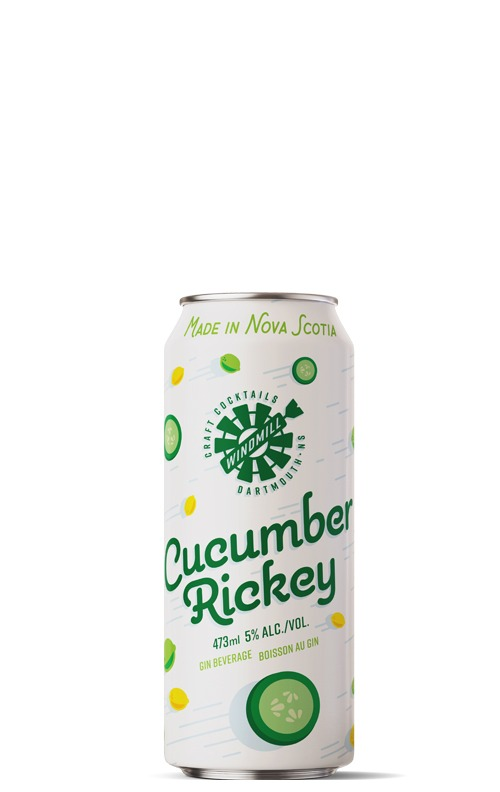 A product image for Windmill Cucumber Rickey
