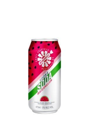 A product image for Windmill Watermelon Vodka Soda