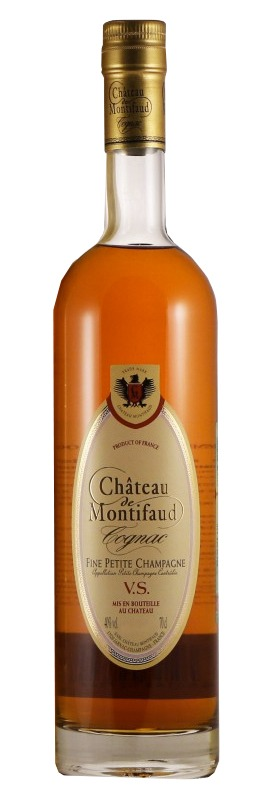 This is an image of Montifaud VS Cognac