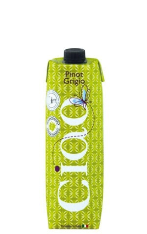 A product image for Ciao Pinot Grigio
