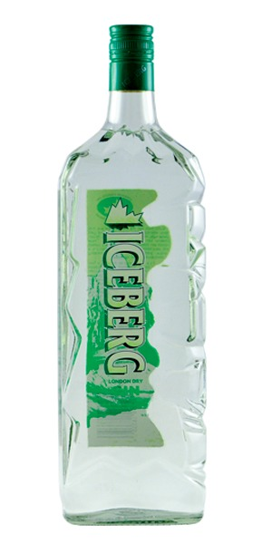 This is an image of Iceberg Gin 1140ml