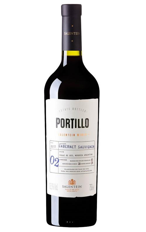 This is an image of Portillo Cabernet Sauvignon