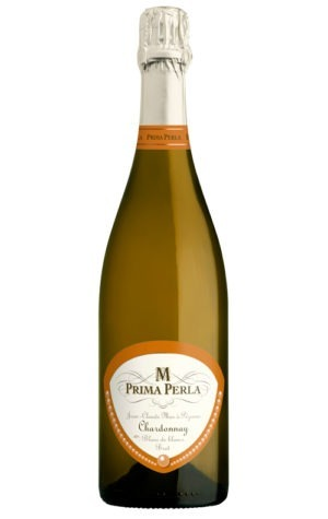 This is an image of Prima Perla Chardonnay Brut