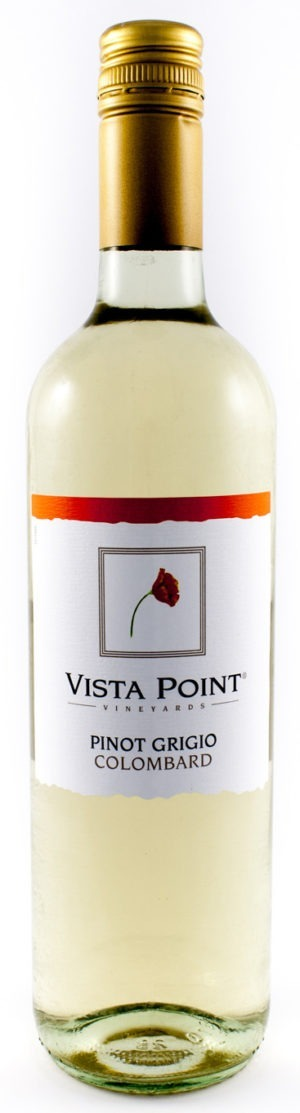 A product image for Vista Point Pinot Grigio